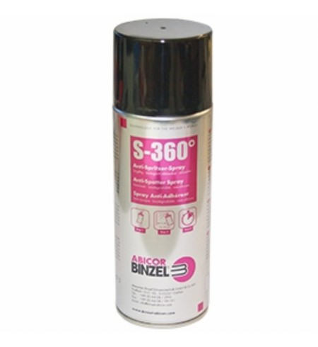 BINZEL ANTISPATTER 360º SPRAY